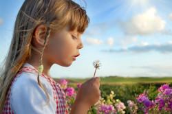 Аллергия на растения - причина появления насморка у ребенка