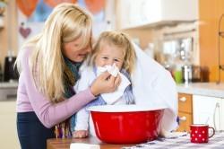 Ингаляции для лечения насморка