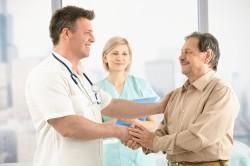 Консультация врача по поводу питания при диабете