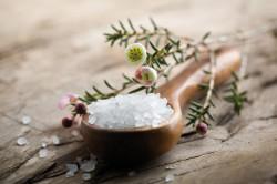 Польза морской соли при соплях