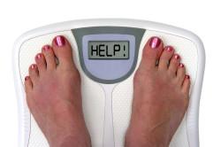 Повышение веса тела - симптом сахарного диабета