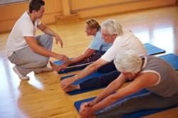 Лечебная физкультура в реабилитационный период