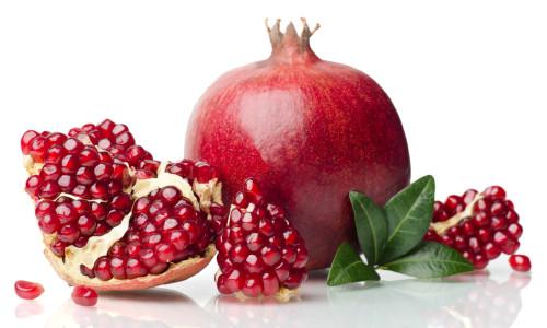 Гранат при проблеме сахарного диабета