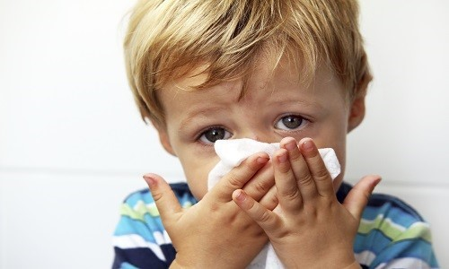 Проблема заложенного носа у детей