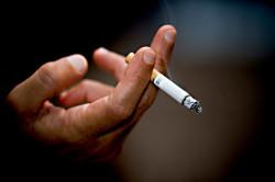 Проблема кашля у курильщиков