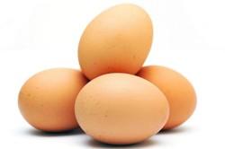 Польза вареных яиц при заложенности носа