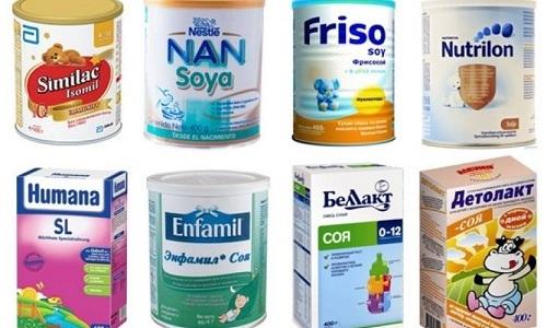 Запоры у младенцев возникают из-за неправильно подобранной молочной смеси