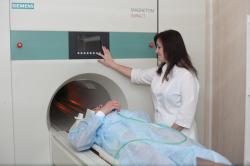 Диагностика среднего отита при помощи МРТ