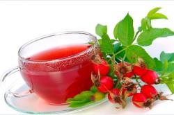 Настой плодов шиповника при атеросклерозе