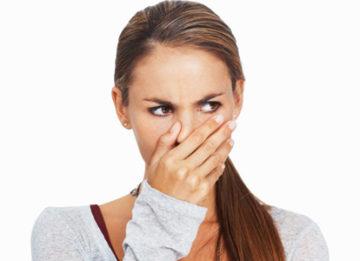 Появление запаха из носа: причины и лечение