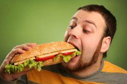 Неправильное питание - причина герпеса на губах