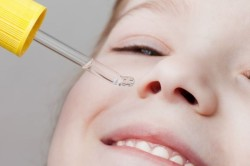 Пипетка для закапывания носа