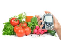 Соблюдение правильного питания при диабете