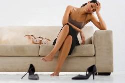 Общая усталость организма - причина атеросклероза