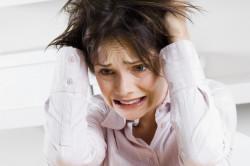 Стресс - причина ушного дерматита