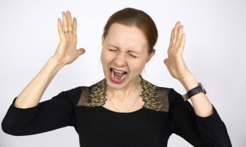 К осложнению может привести стресс