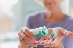 Жаропонижающие средства при лечении насморка