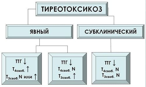 Субклинический тиреотоксикоз - вид эндокринной патологии, которая развивается задолго до появления ее симптоматики