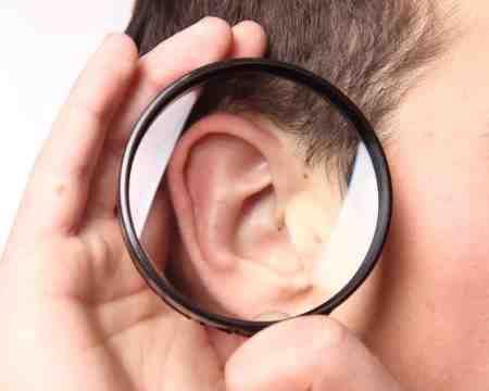 Воспалением наружного слухового прохода