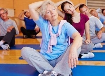 Упражнения для щитовидной железы